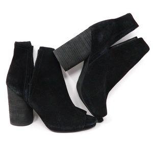 Jeffrey Campbell Booties Size 9.5 M Oath Black
